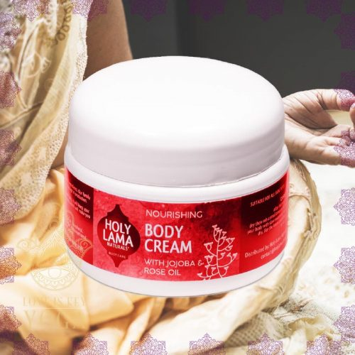 Holy Lama Body Cream von LOVE IS KEY YOGA