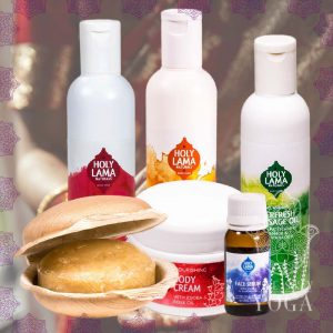 Holy Lama Naturals Body Care