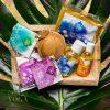 HOLY LAMA NATURALS Bade set