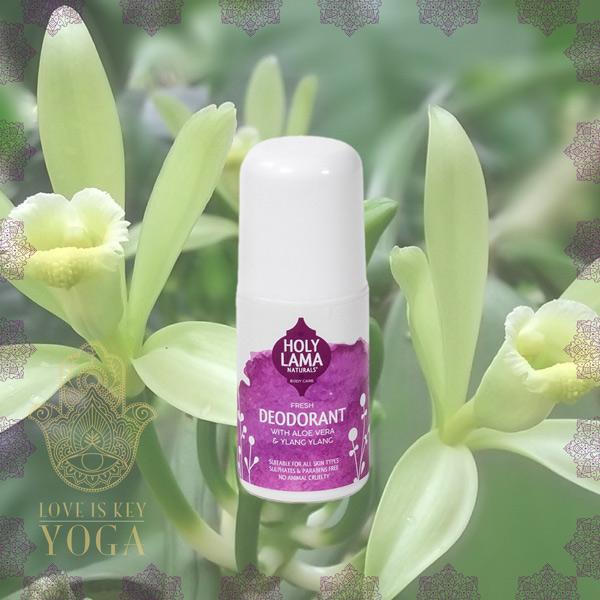 HOLY LAMA NATURALS Deodorant
