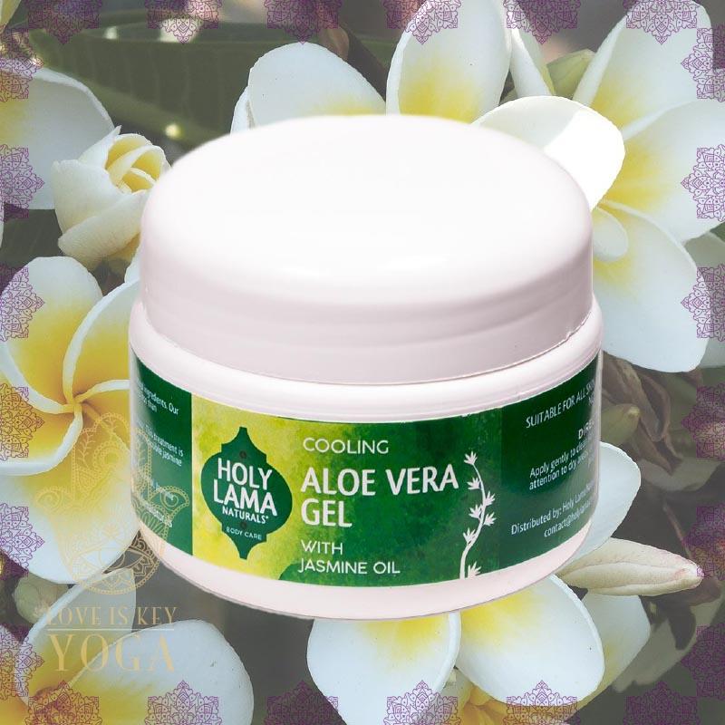 HOLY LAMA NATURALS Aloe Vera Gel