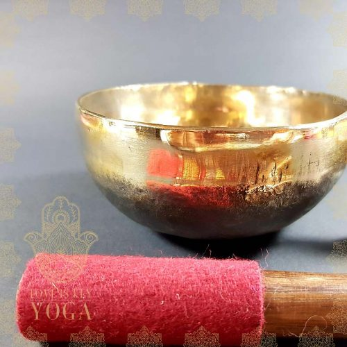 Ishana Black-Golden Bowl