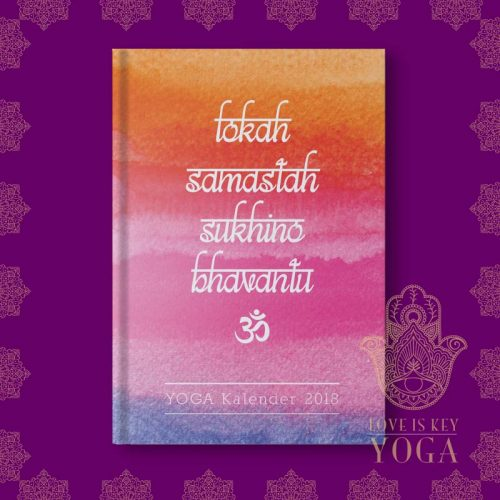 Yoga Kalender 2018 | SALE