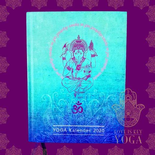 Yoga Kalender 2020 Deutsch |SALE