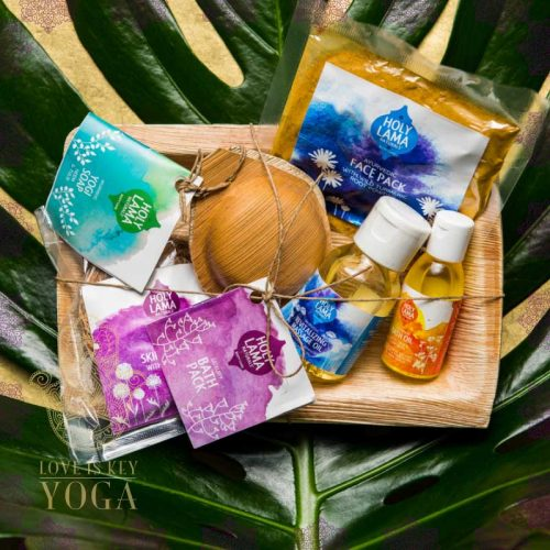 Holy Lama Ayurvedisches Badeset LUXURY BATH PACK