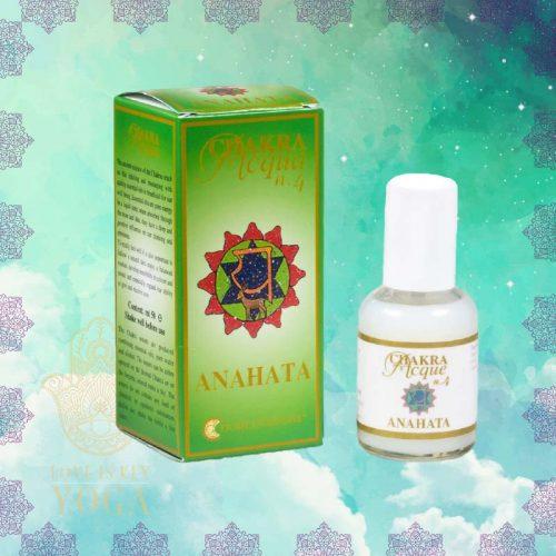 Chakra Aqua n. 4 von FIORE D´ORIENTE (50ml)