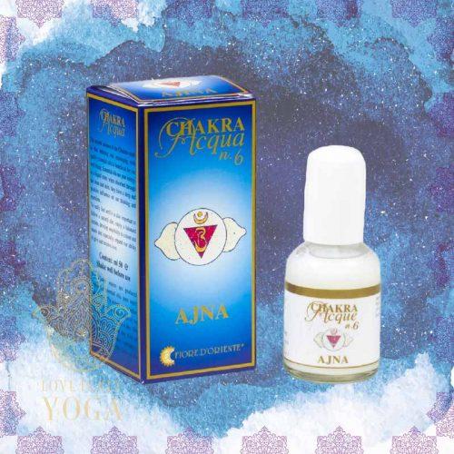 Chakra Aqua n. 6 von FIORE D´ORIENTE (50ml)