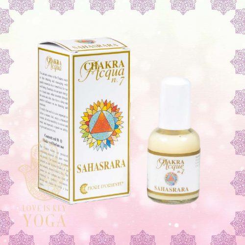 Chakra Aqua n. 7 von FIORE D´ORIENTE (50ml)