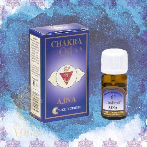 Chakra Oil n. 6 von FIORE D´ORIENTE (10ml)