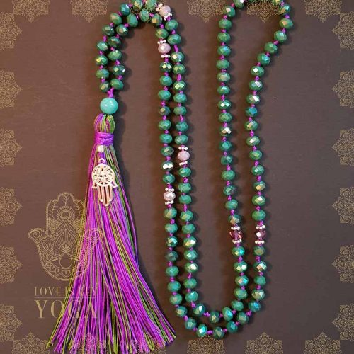 Peace on Earth Schmuck-Mala