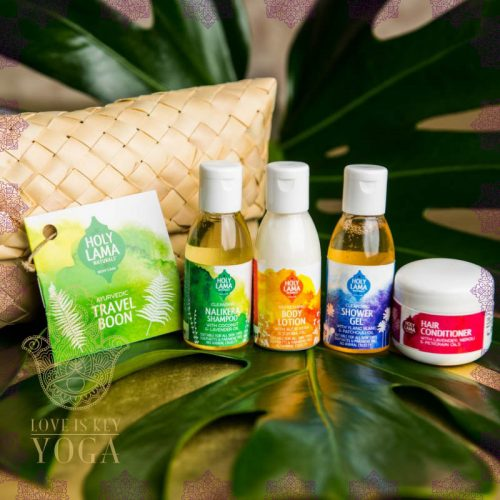 Holy Lama Ayurvedisches Set TRAVEL BOON