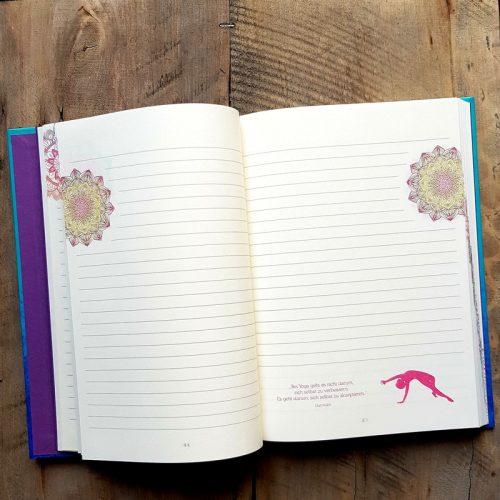 Notizbuch Ganesha Inhalt 2