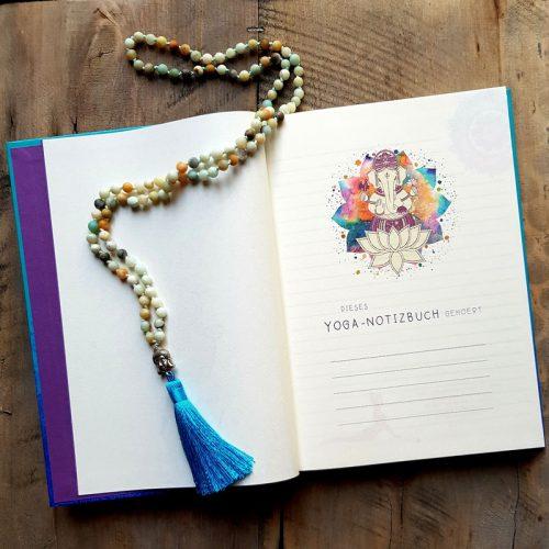 Notizbuch Ganesha gehoert DIR