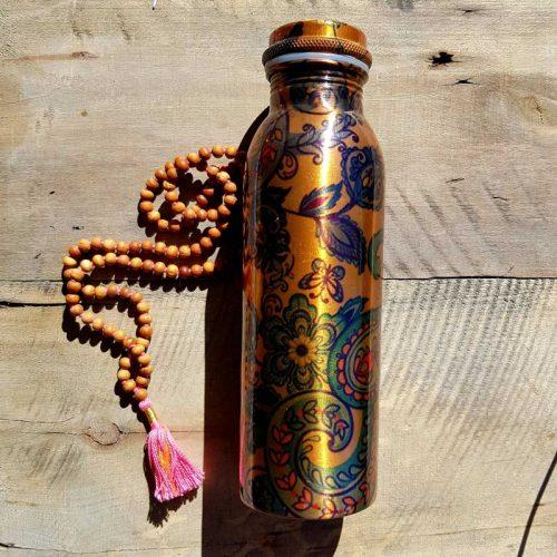 Kupferflasche Paisley
