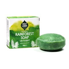 Holy Lama Naturals Soap Rainforest