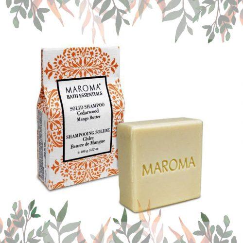 Maroma Cedarwoo Mango Butter 00