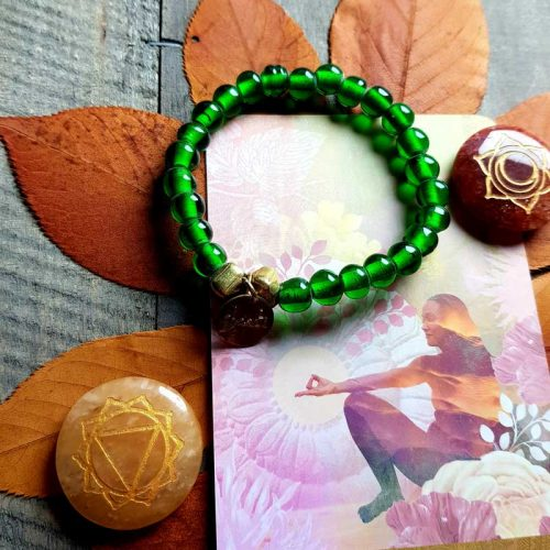 Armband Shanti Gruen 1