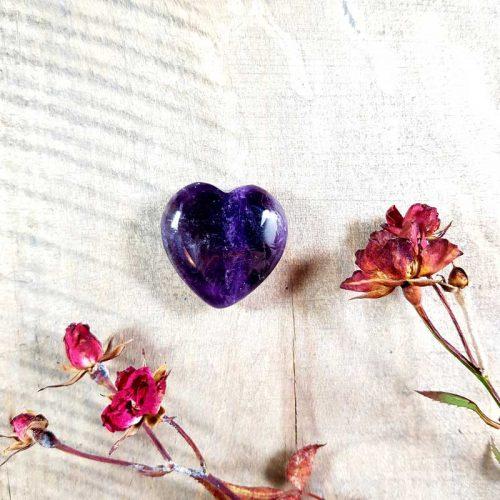 Amethyst Herz