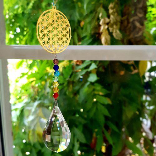 Regenbogenkristall 1