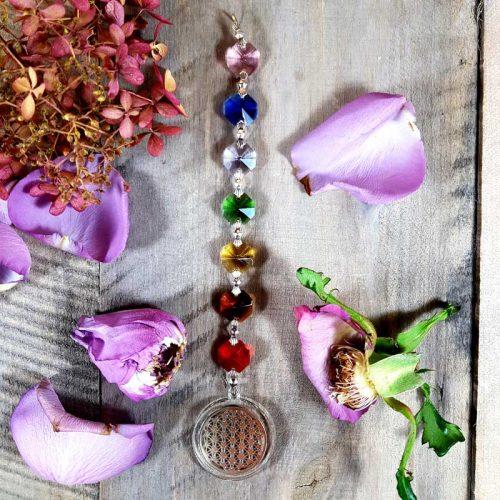 Feng Shui Blume des Lebens