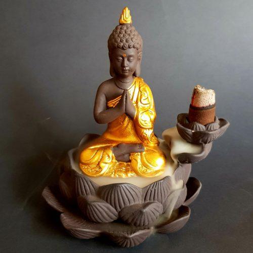 Weihrauch Buddha