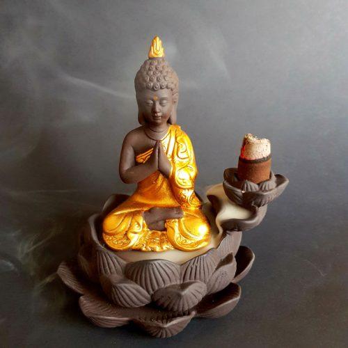 Weihrauch Buddha 2