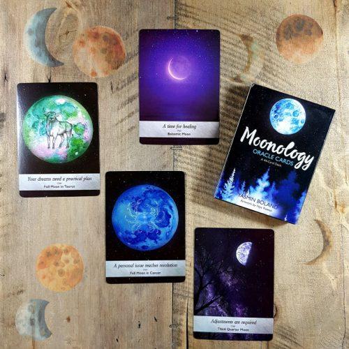 Moonology Karten Set
