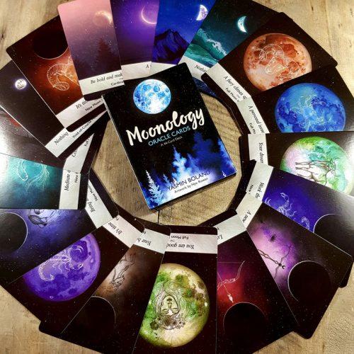 Moonology Karten Set 1