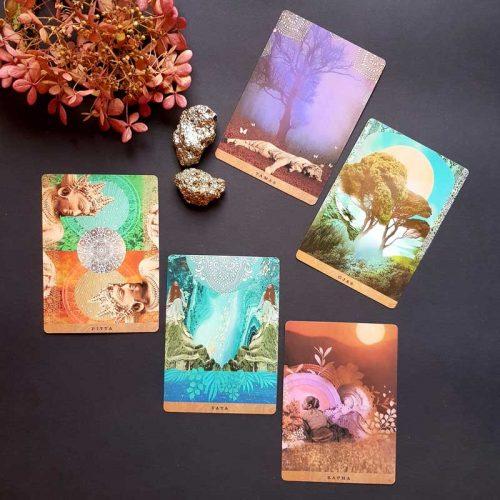 Kartenset A Yogic Path 1