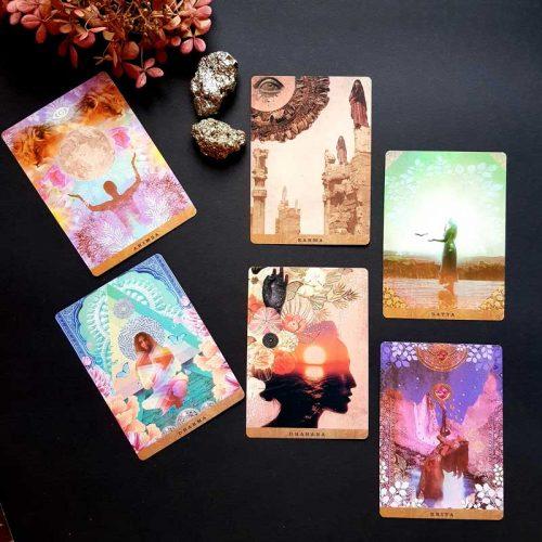 Kartenset A Yogic Path 2