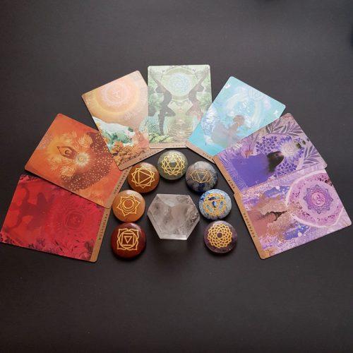 Kartenset A Yogic Path 4