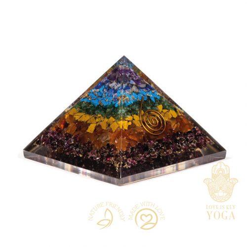 Lieferumfang: 1 Pyramide im Säckchen Jeder Pyramide wird mit einer Beschreibung geliefert