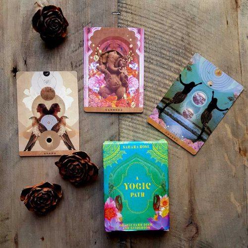 A Yogic Path Karten Jai Ganesha