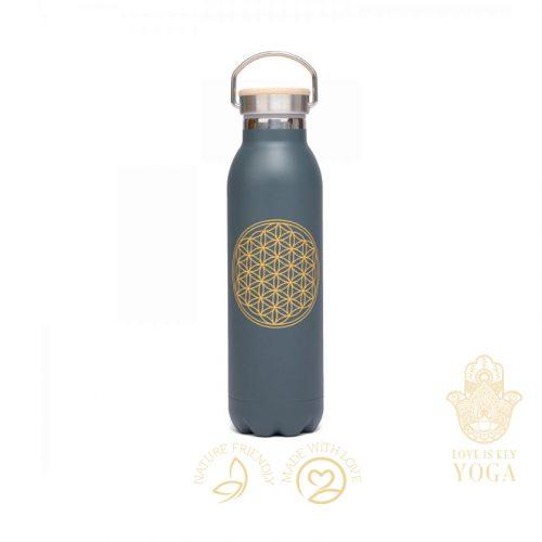 Flasche anthrazit Bdl