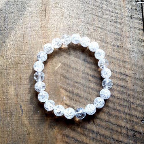 Armband Iris-Bergkristall