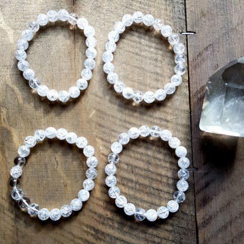 Armband Iris-Bergkristall 1