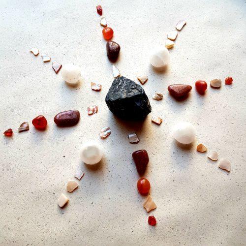 Kristallgitter Zuversicht und Heilung 5