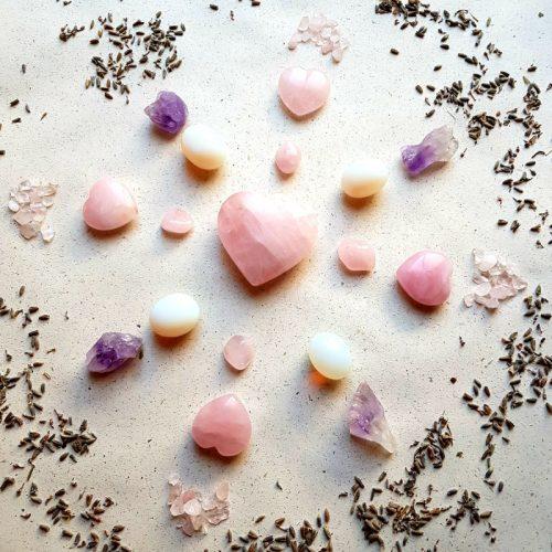Kristallgitter Liebe und Beziehungen 1