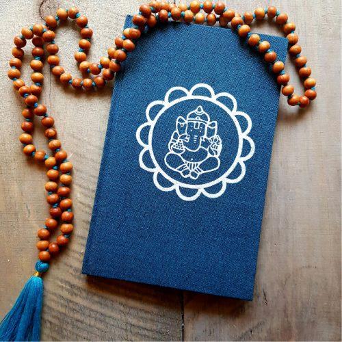 Notizbuch Ganesha Mandala Balu