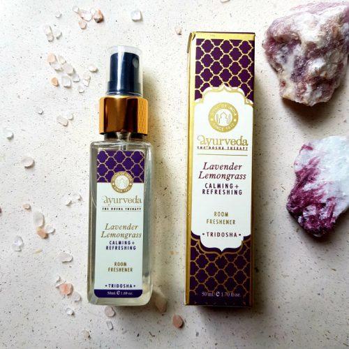 Ayurveda Lavendel Lemongras 1