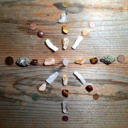 Crystal Grid Abundance