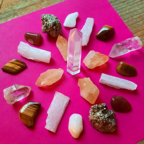 Crystal Grid Abundance 1