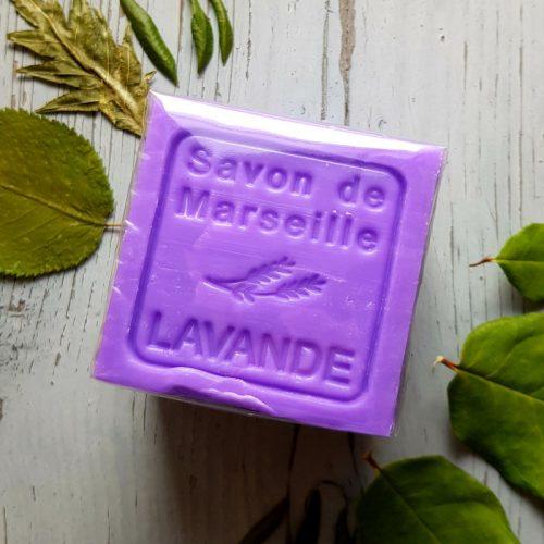 Lavendelwuerfel Seife Le Chatelard 1802 1