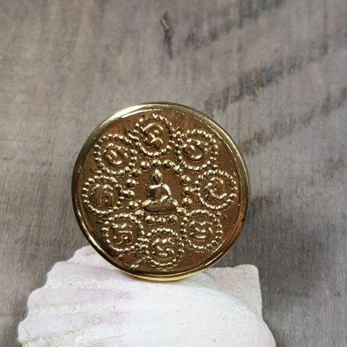 Ring Buddha 1
