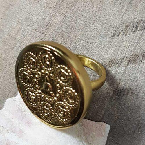 Ring Buddha 2