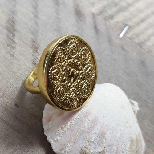 Ring Buddha 3