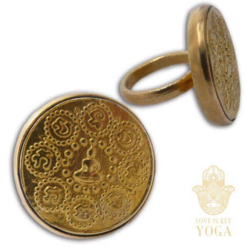 Ring Buddha 4