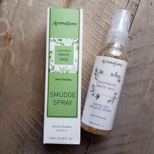 White Sage Smudge Spray 1
