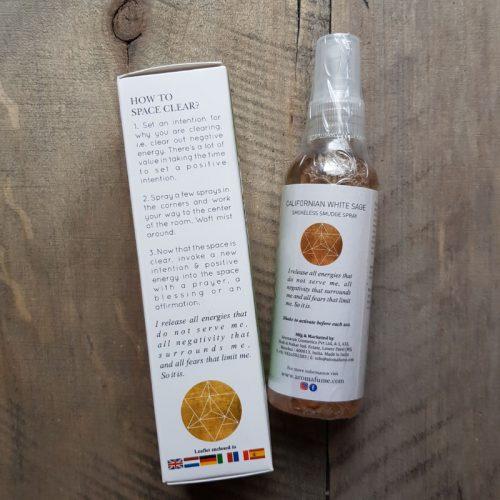 White Sage Smudge Spray 3