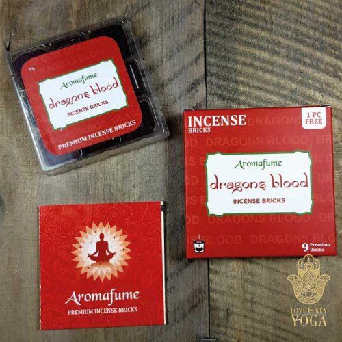 Aromafume Incense Dragons Blood